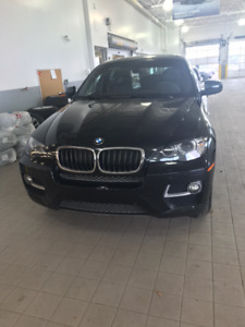 2014 BMW X6 M PACKAGE SUV LOW KMS NO ACCIDENT