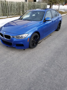 2013 BMW 3-Series M PACKAGE - MINT Conditions