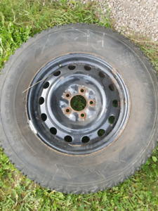 Firestone Winterforce 245 70 R16