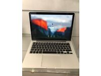 "Apple MacBook Pro 2015 Early 2.7Ghz/8Gb/128gbSSD 13"" Retina Display"