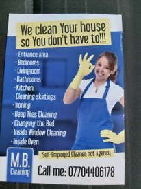 M.B. Cleaning
