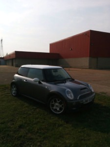 03 Mini Cooper with JCW Tuning Kit