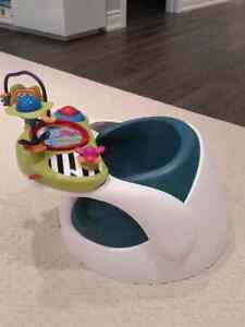 Baby Snug - by Mamas and Papas with Activity Tray included