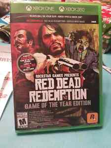 Red Dead Redemption Collection Xbox One/360 Peterborough Peterborough Area image 1