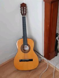 Small Spanish Guitar.