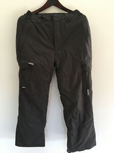 RipZone Snowboard Pants-Excellent Condition-Large-Brown