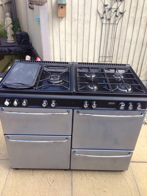 Stoves Newhome 1100dfa Dlm Dual Fual Range Cooker Can