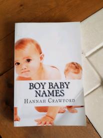 Boys baby names