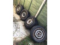 Vw transporter t5 wheels