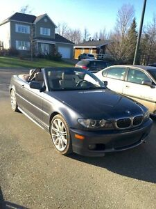 BMW 330ci Convertible M Sport Package
