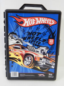 Hot Wheels 48 Car Carry Cases