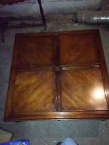 Very Large Solid Wood Coffee Table