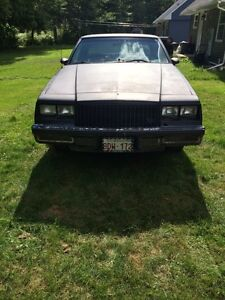 1983 Buick Regal SOLD