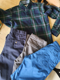 Assorted boys clothes - Age 11