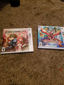 2 3ds games