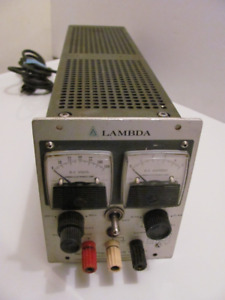 LAMBDA Regulated Power Supply