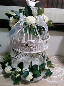 Wedding Bird cage for sale or rent