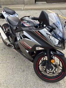 Kawasaki Ninja 300 ABS Edition