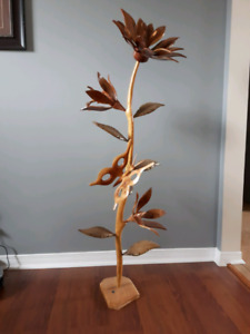 Hand Crafted Real Wood Flower