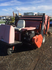 1999 Smithco Star 60 Lawn Sweeper