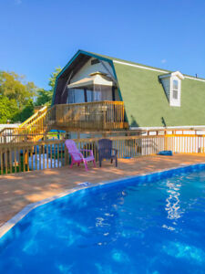 (( Fish and Rest - Newly Built COTTAGE RESORT & BOAT RENTAL ))