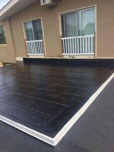 Flat Roof leaking? Let us help you, protect your investment! London Ontario image 2