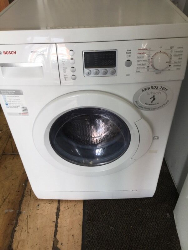 Bosch Excel 7kg Washer Dryer In Mint Condition With A Warranty