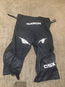 Mission girdle and pants inline spin line
