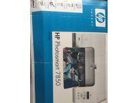 HP photosmart printer new in box 7850
