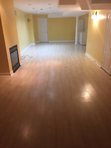 House Apartment Basement for RENTAL in Vaughan -PRIME LOCATION-