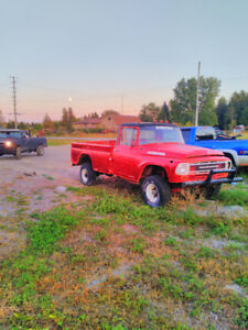 1969 international pick up 4x4