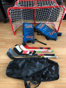 Mini Stix hockey