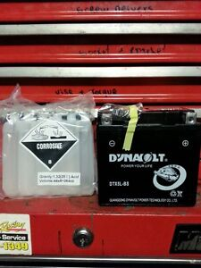 Batteries for Chinese dirt bike and ATV 7 AMP