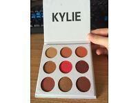 Kylie Jenner eyeshadow palette, Burgundy palette, 9 shades, brand new