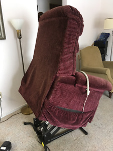 Power Lift Electric Recliner