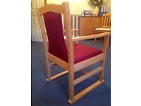 Shackleton chairs x 3.