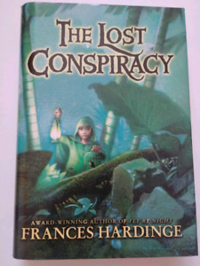 The Lost Conspiracy, Francis Hardinge