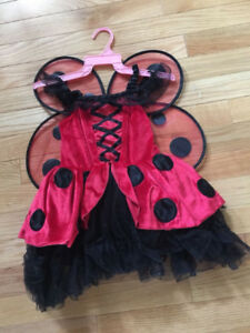 Halloween costume size 4-5 ........HOLD 8pm