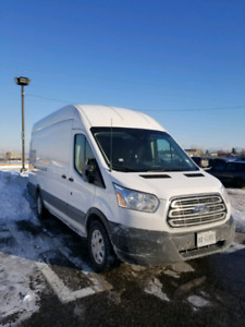 FORD TRANSIT 350 3.2L LEASE TAKEOVER!!!!