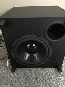 Sub box amp