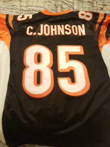 Brand new! Chad ochocinco Johnson Bengals jersey with tags