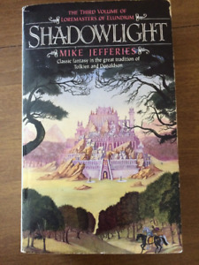 Shadowlight - Mike Jefferies