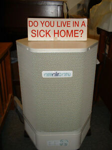 LIVING IN A SICK HOME?? WITH LOTS OF DUST IN THE AIR??