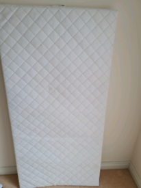 Cot Bed Foam Mattress