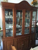 China cabin & Dining table