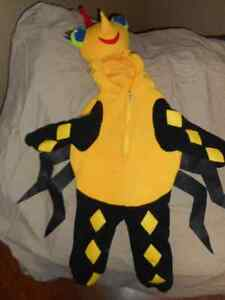 little miss spider costume 2 year old
