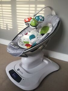 Mamaroo with infant insert and original boxes