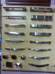 Cabinet handles from $2