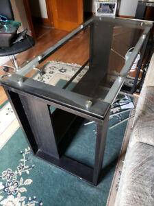 Glass Office Desk in Mint Condition