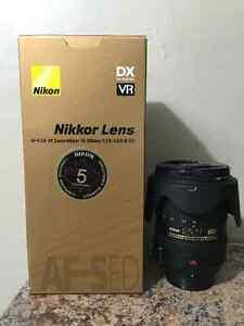 Nikon 18-200 mm AF-S F/3.5-5.6 G ED DX